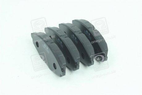SP1086 Hi-Q Тормозные колодки Lanos 1,5