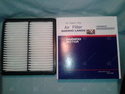 96182220 Daewoo Motor Фильтр воздушный Ланос